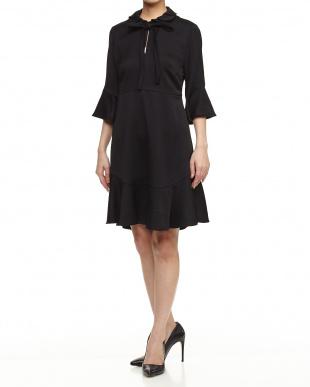 black PEPITA Dress見る