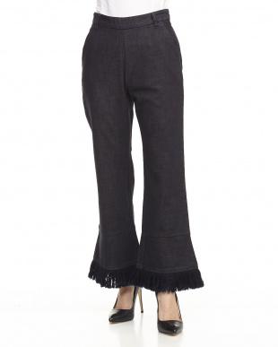 midnight blue DINASTIA pantsを見る