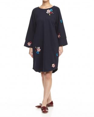 midnight blue pattern DRY Dressを見る