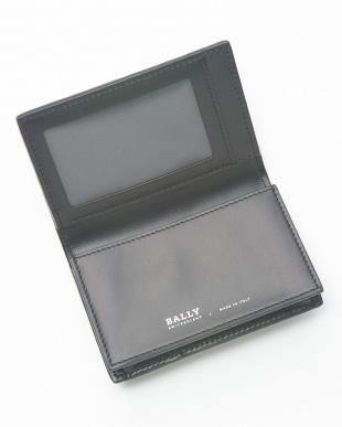 BLACK  BUSINESS CARD HOLDER見る