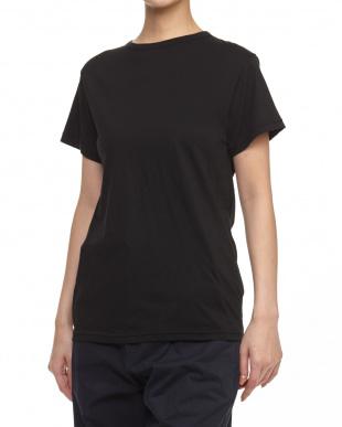 BLACK バックデザインTシャツ見る