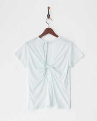 LBLUE バックデザインTシャツ見る