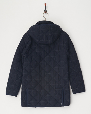 NAVY/WP B:TWEEDキルトBLSN見る