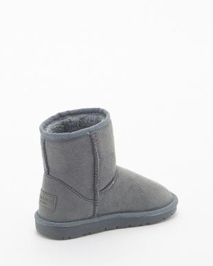 GRAY B:BASICムートンBT17F ブーツ|KIDS見る