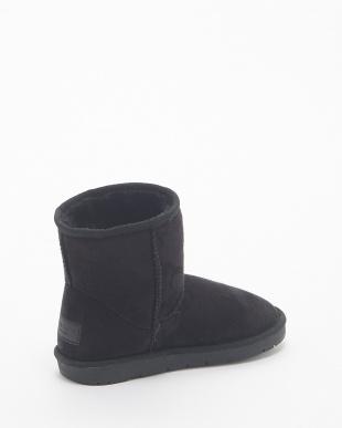 BLACK B:BASICムートンBT17F ブーツ|KIDS見る