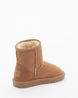 BEIGE B:BASICムートンBT17F ブーツ|KIDS見る