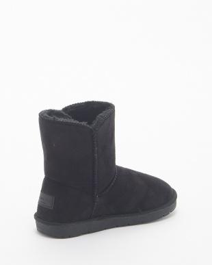 BLACK B:トグルムートンBT17F ブーツ KIDS見る