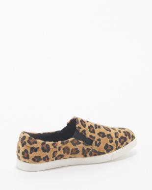 leopard スリッポン見る