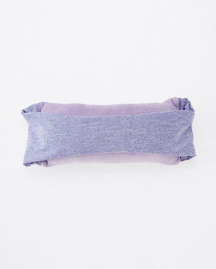 purple  eye mask pillow見る