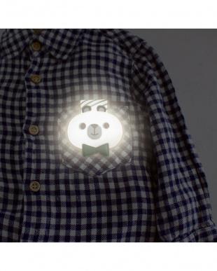 くま Un dou dou LEDリフレクタークリップ 2個セットを見る