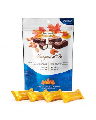 チョコアーモンドヌガー メープル 6個セット見る