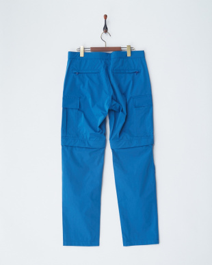 ブルー WE Convertible Pants Blue│MEN見る