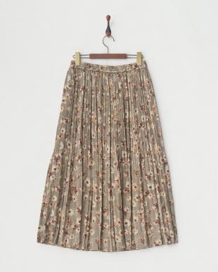 ブラウン スカート見る