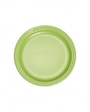Lime  ラウンド・プレート LC 19cm見る