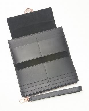 ブラック  TURNER STREET 財布見る