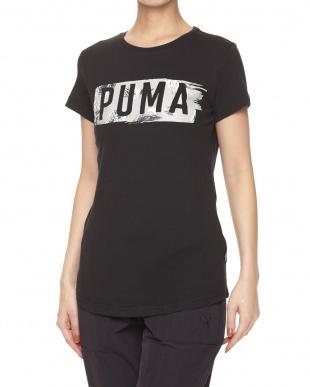 PUMA WHIITE FUSION グラフィック Tシャツを見る