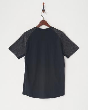 COTTON BLACK EVOSTRIPE SS Tシャツ見る