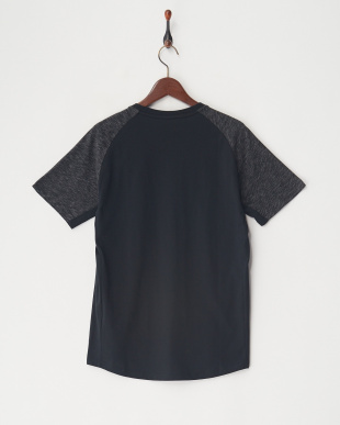COTTON BLACK EVOSTRIPE SS Tシャツ見る