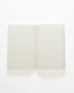 ホワイト  ペンケースホワイト・ノートA5セット/雑貨コレクション・キャット見る