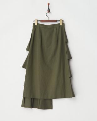 KHAKI スカート見る