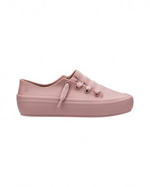 ピンク  Melissa Ulitsa Sneaker Ad見る