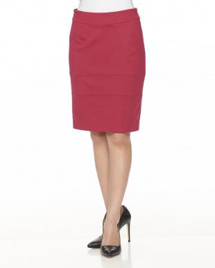 ピンク ターシャポンチスカートを見る