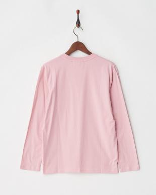 ピンク 40/2カラーTシャツ L/Sを見る