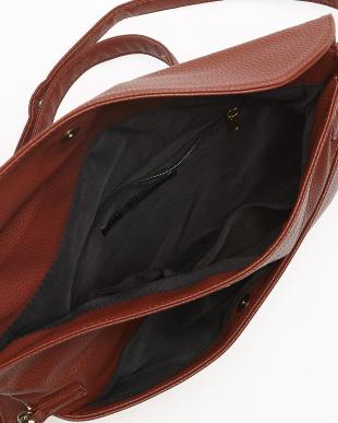 ブラウン クラッチバッグtype1 合成皮革を見る