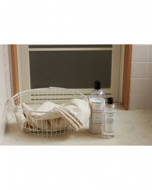 WH WIRE STORAGE LAUNDRY BASKET_S見る
