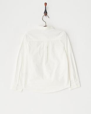 07 ポプリンホワイトシャツ見る