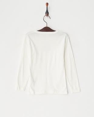 07 プリント長袖Tシャツ見る