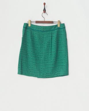 グリーン SSブライトオールドJQスカートを見る