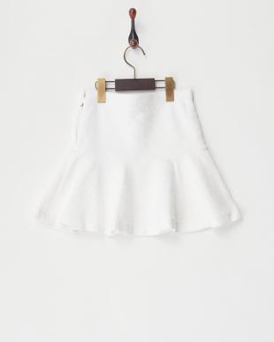 白 スカート(子供)見る