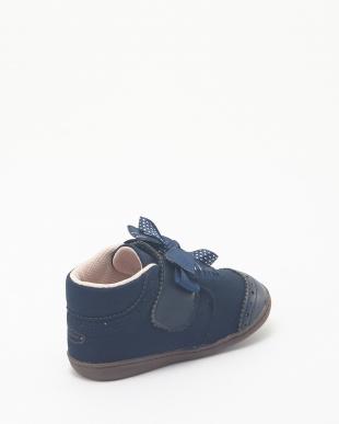 ネービーブルー 靴(子供)見る