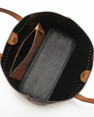 COLLECTION BROWN PAYSON TOTE見る