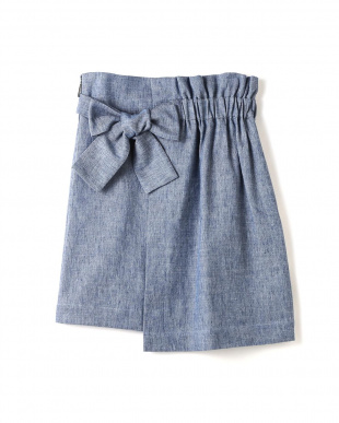 ブルー MSGM / Skirt アングローバルショップ見る