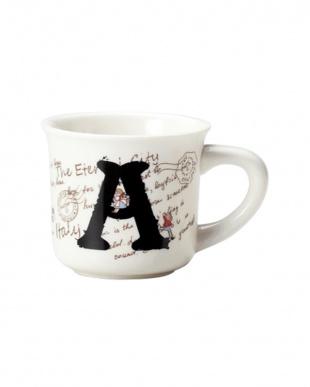 アルファベットマグ A 2個セットを見る