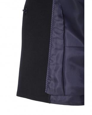 ネイビー ◆大きいサイズ◆Pツイルペプラムライトジャケット◆ Aylesbury L見る