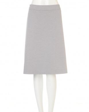 グレー ◆大きいサイズ◆NAJスカート 22 OCTOBRE L見る