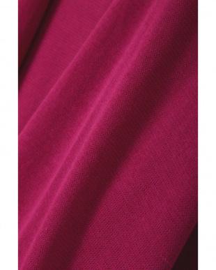 ピンク ◆大きいサイズ◆モダールコットンカーデ 22 OCTOBRE L見る
