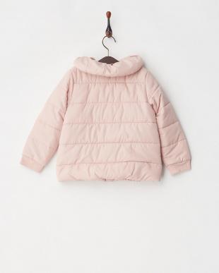 ピンク  コート見る