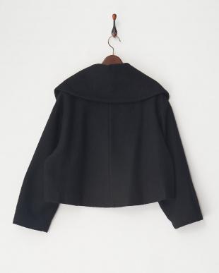 ブラック  ショートジャケット見る