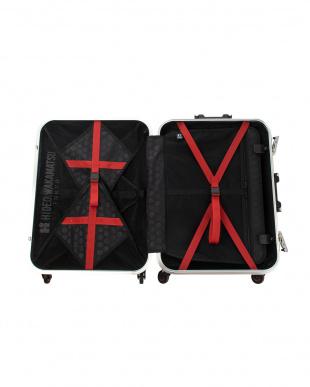 ブラックヘアライン ステルシー 60L スーツケース見る