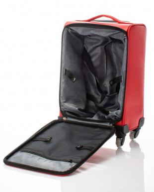 レッド  アイラ 28L スーツケース見る
