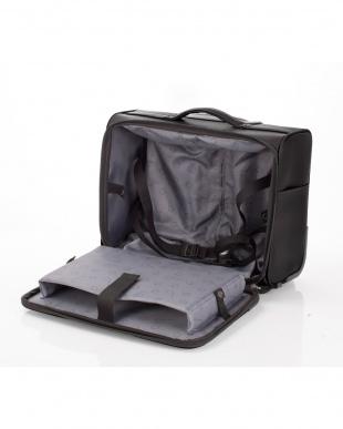 ブラック アイラ 27L スーツケース見る