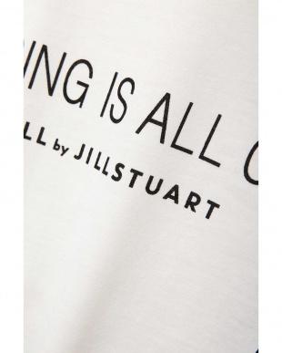 ブラック |美人百花 7月号掲載|ロゴTシャツジャンスカセット Jill by Jill リプロ見る