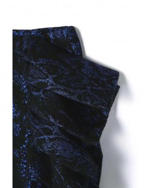 BLACK×BLUE1 BELAIR ジャガードスカート R/B(バイイング)見る