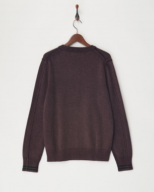 DEEP BORDEAUX Knitwearを見る