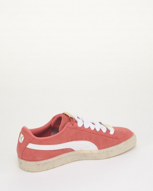SPICED CORAL-PUMA WHITE-RED SUEDE CLASSIC BBOY FAB WN''S│WOMEN見る