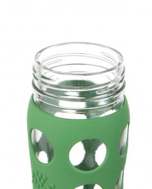 グラスグリーン LIFEFACTOEYグラスボトル クラシック 475見る